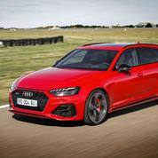 Audi RS4 Avant, pas seulement un break