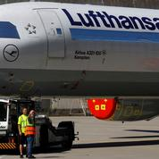 Lufthansa rouvre 90% de ses lignes et tente de rassurer les voyageurs