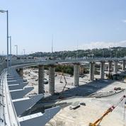 Nouveau pont de Gênes: les secrets de la réussite d'un chantier hors normes
