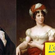 Benjamin Constant et Germaine de Staël, les infortunes de la liberté