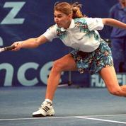 Steffi Graf, inoubliable jeu de jambes