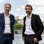 À Lyon, le prudent duo Doucet-Bernard entend «convaincre» sans «imposer»