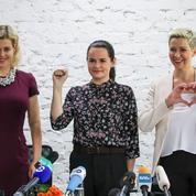 Élection en Biélorussie: trois femmes face au dictateur