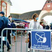 Au Touquet, le masque devient un argument touristique