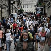Coronavirus: face à la crise, les Français moins lésés que leurs voisins
