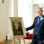Volé sous l'Occupation, un tableau exposé à Verdun pour retrouver ses propriétaires