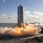 SpaceX fait décoller un «silo à grains»