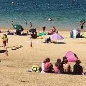 Près de Troyes, la tranquille plage du lac s'organise contre les bagarres
