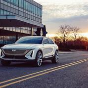 Cadillac se met dans la roue de Tesla avec Lyriq, son véhicule électrique.