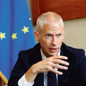 Franck Riester: «Il est essentiel de conserver nos parts de marché»