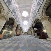 Immersion virtuelle dans Notre-Dame de Paris