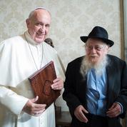 Jean-François Colosimo: «Adin Steinsaltz, l'homme qui a donné une version du Talmud en hébreu moderne»