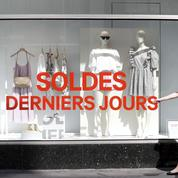 Soldes: les marques de mode contraintes de réinventer leur modèle