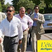 Franck Louvrier, maire de La Baule, avait rencontré Nicolas Sarkozy dans cette ville