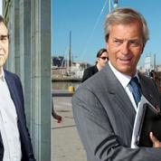 Vincent Bolloré s'allie au fonds Amber et accroît la pression sur Arnaud Lagardère