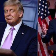Trump-Biden: un étrange match entre deux machines à perdre