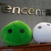 Menacé par Trump, le géant chinois Tencent réalise une de ses meilleures performances