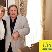 Ce déjeuner au cours duquel Gérard Depardieu a déclamé «Cyrano de Bergerac» à Nadine Morano