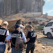 Au Liban, des enquêteurs français pour percer le mystère de l'explosion