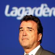 Arnaud Lagardère révèle son niveau d'endettement