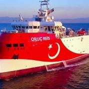 Tensions en Méditerranée: l'Europe peut-elle éviter un affrontement entre la Grèce et la Turquie?