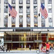 Hachette et Editis convoitent la maison d'édition américaine Simon &Schuster