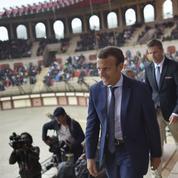 Emmanuel Macron dans une nouvelle polémique au Puy du Fou