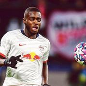 Football: Desailly, «Das Biest»... Dayot Upamecano, la pépite française de Leipzig