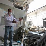 Au Liban, l'explosion du 4août a dévasté plusieurs hôpitaux de Beyrouth