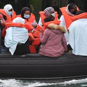 Avec 1200 migrants depuis début août, les traversées de la Manche explosent
