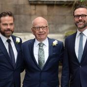 Désaccords et règlement de comptes au sein de la famille Murdoch