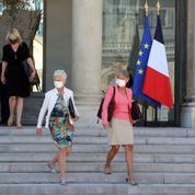 À l'image des Français, l'exécutif s'approprie le masque