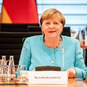 Merkel mise sur le couple franco-allemand pour ciseler son héritage européen