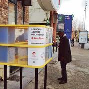 Des boîtes à livres dans les gares franciliennes