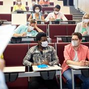 Rentrée 2020: les grandes écoles et universités vont imposer le port du masque aux étudiants
