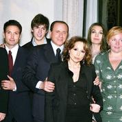 La famille Berlusconi: les cinq héritiers du Cavaliere