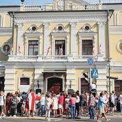 Biélorussie: les artistes en première ligne contre Alexandre Loukachenko