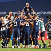 Ligue des champions: comment le PSG est devenu une vraie équipe