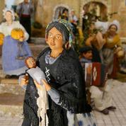 Les santons, un peuple d'argile