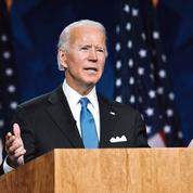 Joe Biden veut sortir l'Amérique des «ténèbres»