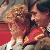 Christine Boutin et le Pacs, de l'ovation aux larmes