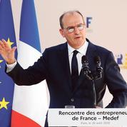 Jean Castex détaille les baisses d'impôts pour les entreprises