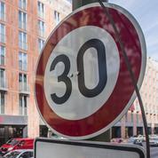 Nantes généralise la limitation de vitesse à 30km/h