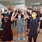 La résistance hongkongaise continue à l'étranger et cherche de nouvelles voies d'expression sur l'île