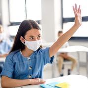 «Ça va tenir chaud»: les futurs collégiens redoutent un peu le port du masque