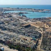 Michel Aoun: «Beyrouth blessée et le Liban tout entier saluent l'élan fraternel de la France»