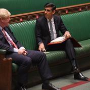 Royaume-Uni: des hausses d'impôts risquées pour éponger l'ardoise du Covid-19