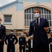 Benedetti: «Le masque est devenu l'objet qui cristallise la communication des pouvoirs publics»