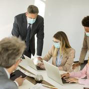 Masques en entreprise: bon gré mal gré, les patrons s'y plieront…
