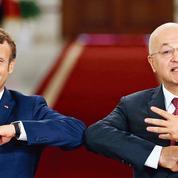 Emmanuel Macron au chevet de la «souveraineté» irakienne